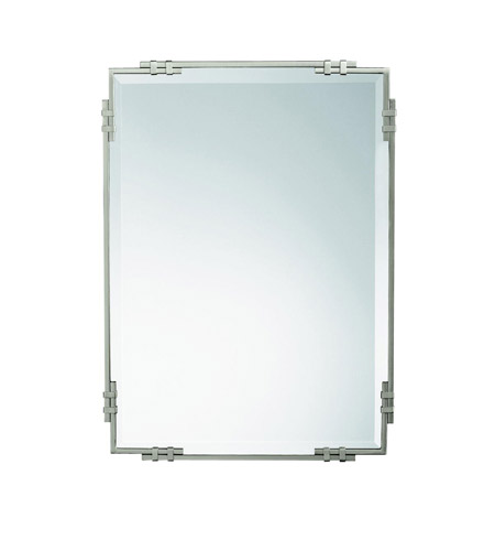 Kichler Lighting Silverton Mirror in Brushed Nickel 41046NI