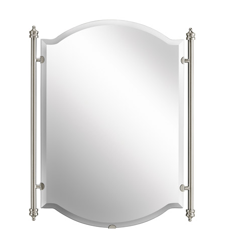Kichler Lighting Abbeyville Mirror in Brushed Pewter 41050BPT
