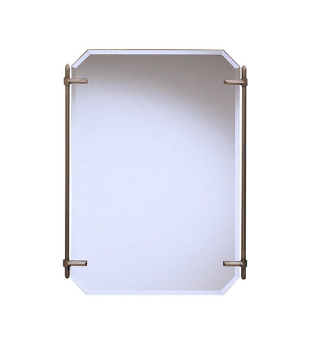 Kichler Lighting Polygon Mirror in Antique Pewter 41055AP