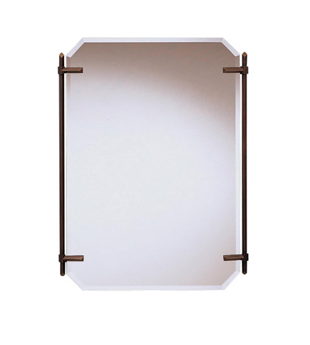 Kichler Lighting Polygon Mirror in Oiled Bronze 41055OLZ