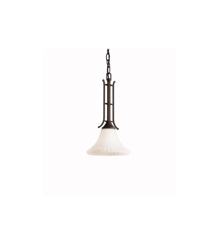 Kichler Lighting Parsons 1 Light Mini Pendant in Olde Bronze 42082OZ