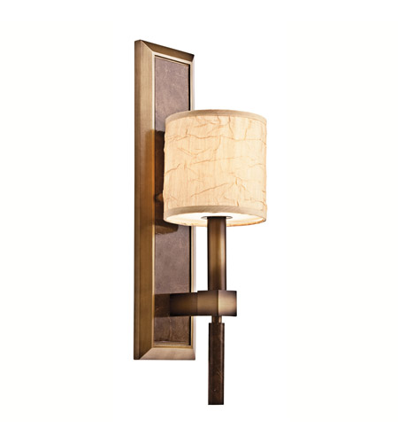 Kichler Lighting Celestial 1 Light Wall Sconce in Cambridge Bronze 42103CMZ