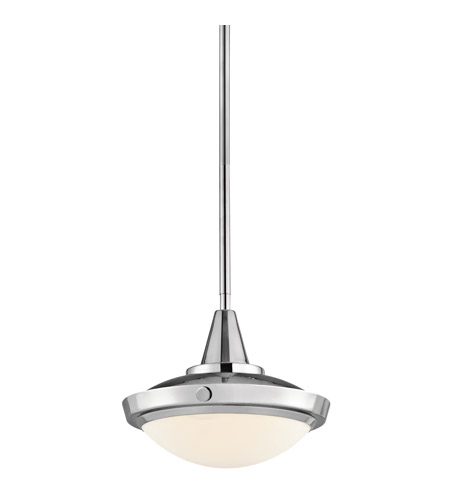 Kichler Lighting Fremont 1 Light Pendant in Chrome 42134CH photo