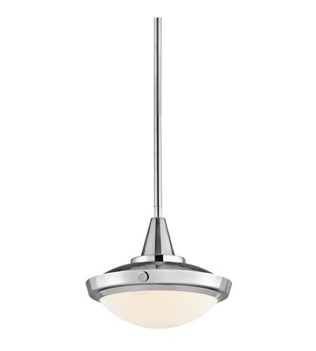 Kichler Lighting Fremont 1 Light Pendant in Chrome 42134CH