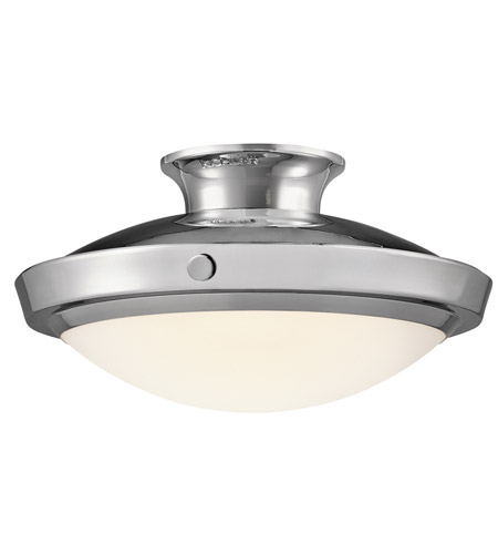 Kichler Lighting Fremont 1 Light Pendant in Chrome 42135CH