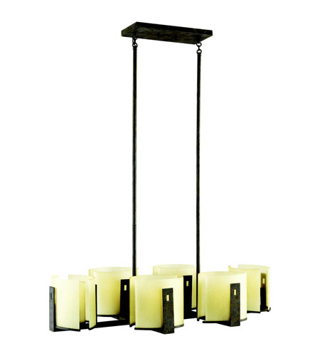Kichler Lighting Montara 6 Light Chandelier in Old Iron 42178OI
