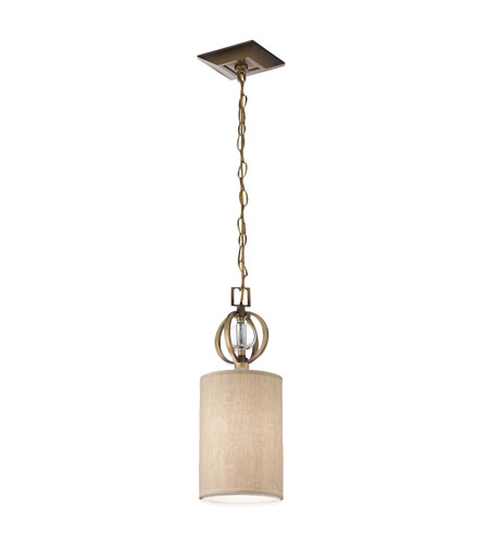 Kichler Lighting Celestial 1 Light Mini Pendant in Cambridge Bronze 42191CMZ