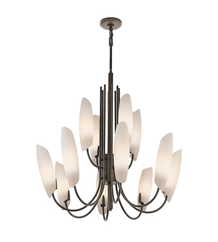 Kichler Lighting Stella 12 Light Chandelier in Olde Bronze 42212OZ photo