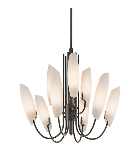 Kichler Lighting Stella 9 Light Chandelier in Olde Bronze 42213OZ photo