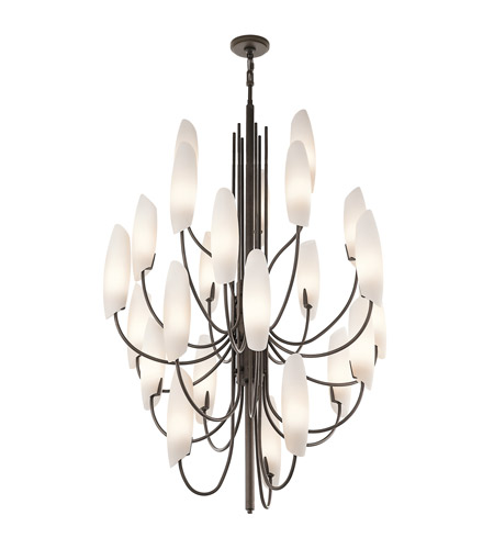 Kichler Lighting Stella 24 Light Foyer Chandelier in Olde Bronze 42214OZ photo