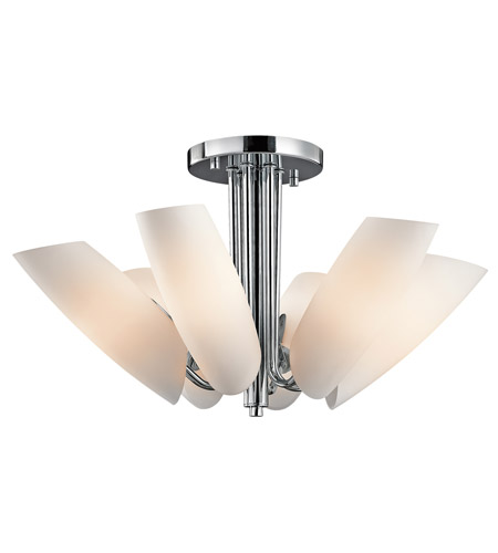 Kichler Lighting Stella 6 Light Semi-Flush in Chrome 42217CH