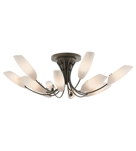 Kichler Lighting Stella 12 Light Semi-Flush in Olde Bronze 42218OZ photo