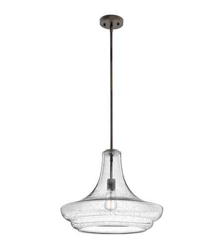 Kichler Everly Pendant in Olde Bronze 42329OZCS