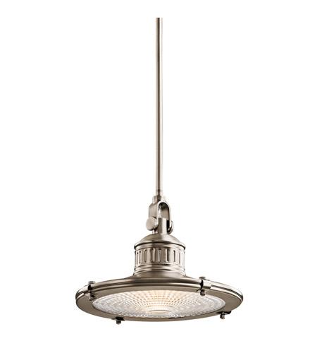 Kichler 42437ap Sayre 1 Light 12 Inch Antique Pewter Pendant Ceiling
