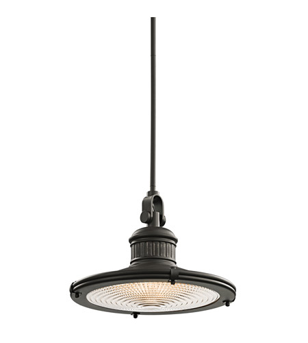 Kichler Lighting Sayre 1 Light Pendant in Olde Bronze 42438OZ