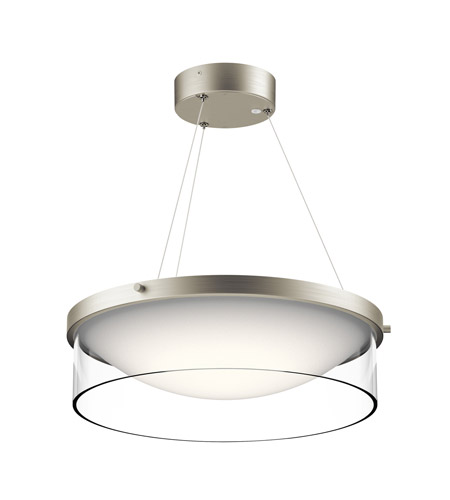 Kichler 42491niled tarla led 17 inch brushed nickel pendant ceiling kichler 42491niled tarla led 17 inch brushed nickel pendant ceiling light aloadofball Choice Image