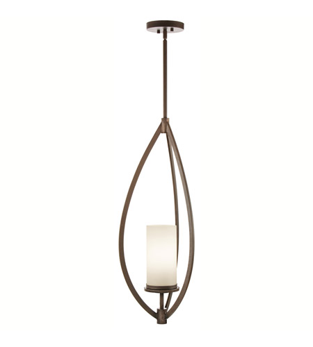 Kichler Lighting Neptune Place 1 Light Pendant in Colton Bronze 42534CTZ