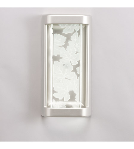Kichler Lighting Wall Sconce Housing LED Wall Bracket in Silver Various (Glass Sold Separately) 42575SILED