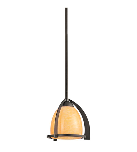 Kichler Lighting Carthage 1 Light Mini Pendant in Olde Bronze 42612OZ