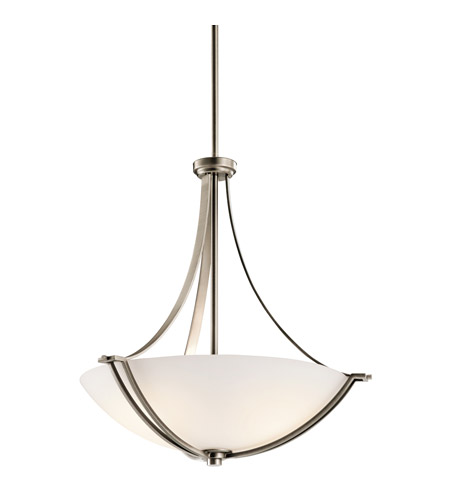 Kichler Lighting Chatham 3 Light Inverted Pendant in Antique Pewter 42764AP