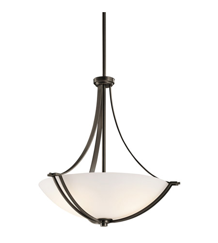 Kichler Lighting Chatham 3 Light Chandelier in Olde Bronze 42764OZ photo