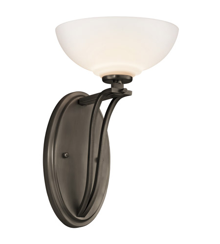Kichler Lighting Chatham 1 Light Wall Sconce in Olde Bronze 42767OZ photo
