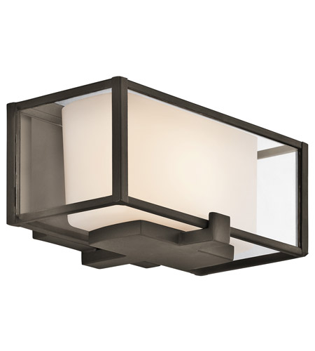 Kichler Lighting Isola 1 Light Wall Sconce in Olde Bronze 42827OZ photo