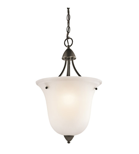 Kichler Lighting Nicholson 1 Light Foyer Chain Hung in Olde Bronze 42882OZ
