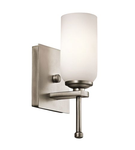Kichler Lighting Ladero 1 Light Wall Bracket in Antique Pewter 42950AP