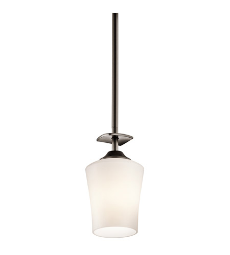 Kichler Lighting Holton 1 Light Mini Pendant in Olde Bronze 42974OZ photo