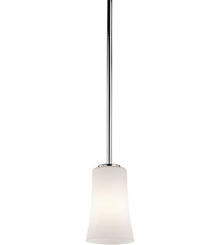 Kichler Lighting Armida 1 Light Mini Pendant in Chrome 43077CH