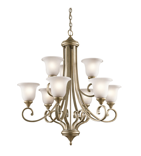 Sterling Gold Chandeliers