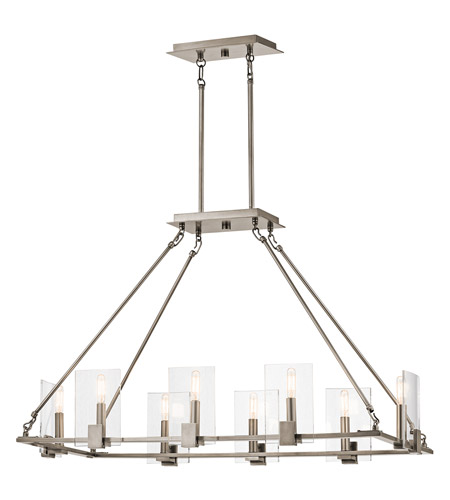 Kichler 43703clp signata 8 light 18 inch classic pewter chandelier kichler 43703clp signata 8 light 18 inch classic pewter chandelier ceiling light aloadofball Image collections