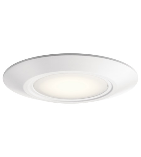 Kichler 43855WHLED30T Horizon LED White Recessed  photo