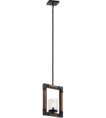 Kichler 44045AUB Marimount 1 Light 4 inch Auburn Stained Mini Pendant Ceiling Light