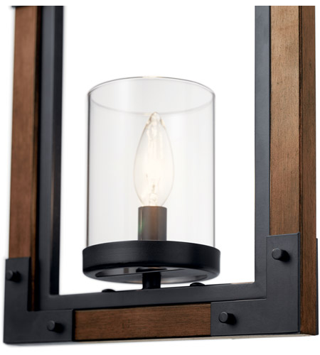 Kichler 44045AUB Marimount 1 Light 4 inch Auburn Stained Mini Pendant Ceiling Light 44045AUB_Detail.jpg