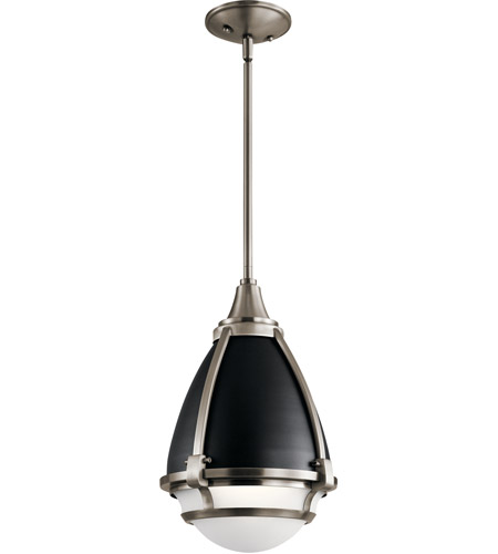 Kichler 44098clp ayra 1 light 10 inch classic pewter pendant ceiling kichler 44098clp ayra 1 light 10 inch classic pewter pendant ceiling light photo aloadofball Gallery