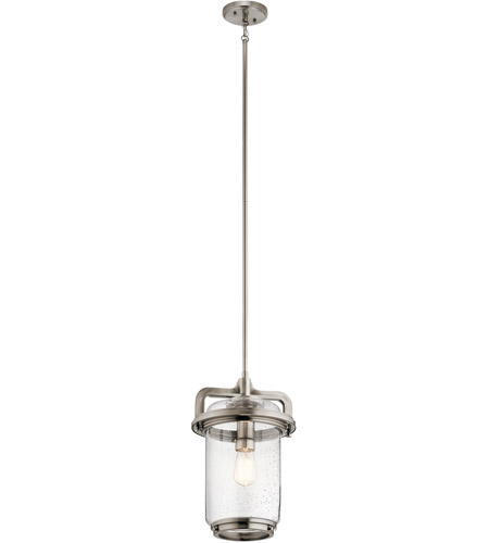 Kichler 44211clp andover 1 light 10 inch classic pewter pendant kichler 44211clp andover 1 light 10 inch classic pewter pendant ceiling light aloadofball Gallery