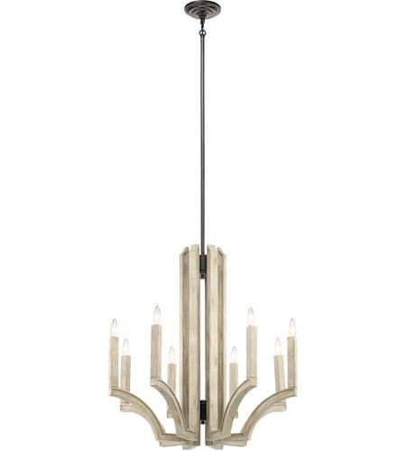 Kichler 44261avi botanica 8 light 30 inch anvil iron chandelier kichler 44261avi botanica 8 light 30 inch anvil iron chandelier ceiling light large aloadofball Choice Image