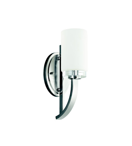 Kichler Lighting Reynes 1 Light Wall Sconce in Chrome 45018CH