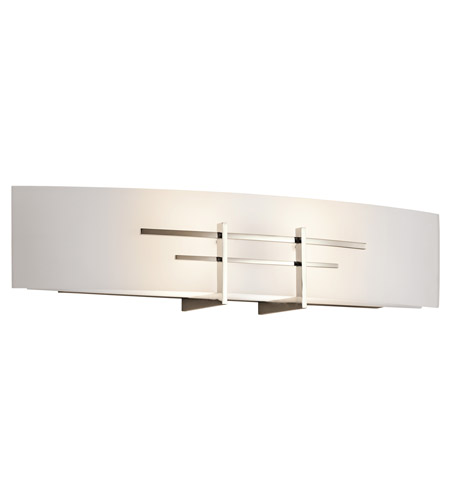 Kichler Lighting Kympton 2 Light Bath Vanity in Polished Nickel 45026PN