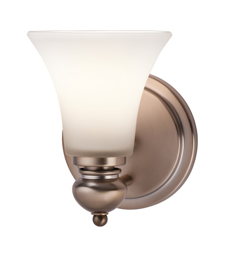 Kichler Lighting Sheila 1 Light Wall Bracket in Classic Bronze 45046CLZ