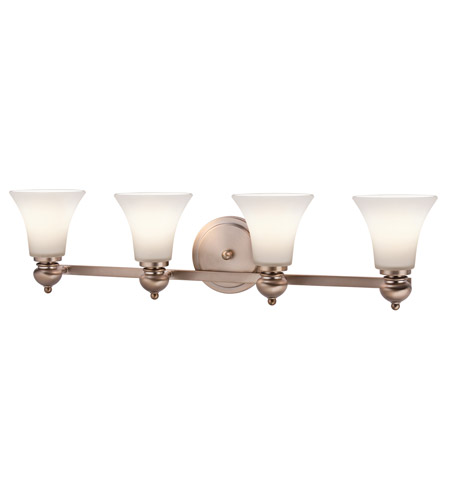 Kichler Lighting Sheila 4 Light Bath Wall in Classic Bronze 45049CLZ