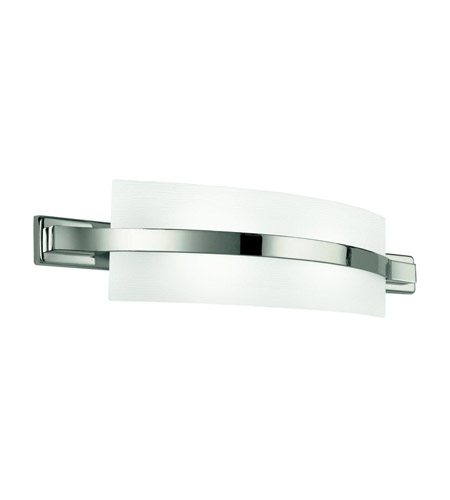 Kichler 45087PN Freeport 2 Light 22 inch Polished Nickel Bath Vanity Wall Light in Standard photo