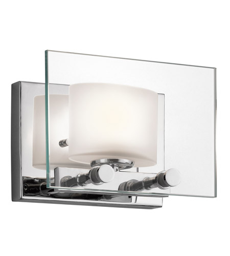 Kichler Lighting Como 1 Light Wall Bracket in Chrome 45170CH photo