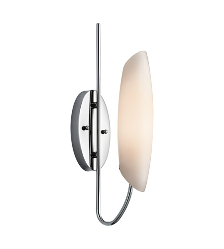 Kichler Lighting Stella 1 Light Wall Sconce in Chrome 45212CH