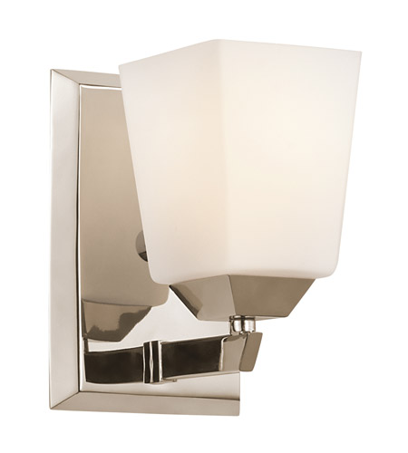 Kichler Lighting Chepstow 1 Light Bath Vanity in Polished Nickel 45304PN photo