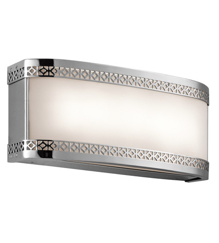 Contessa 2 Light 12 Inch Chrome Bath Wall