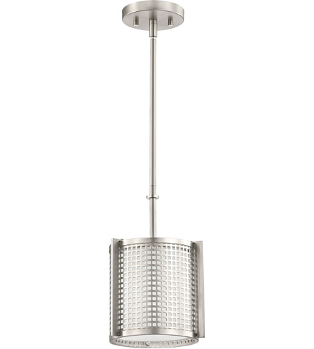 Kichler Brushed Nickel Steel Perforated Pendants