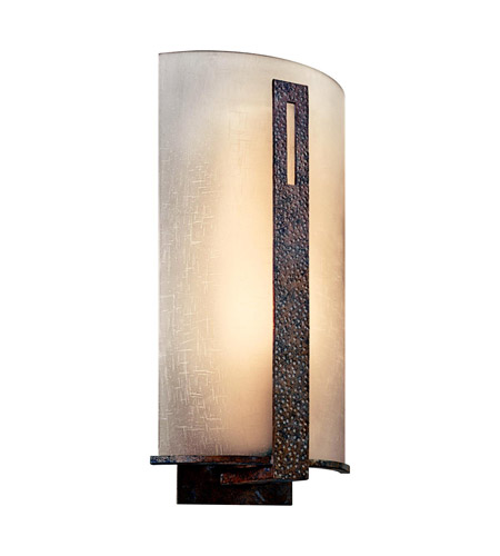 Kichler Lighting Montara 1 Light Outdoor Wall Lantern in Old Iron 49078OI